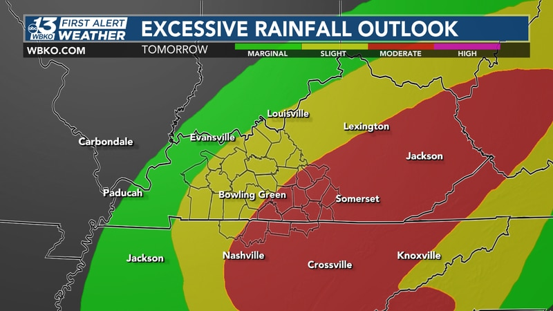 We have Slight to Moderate Risks (Categories 2 to 3 out of 4, respectively) of Excessive...