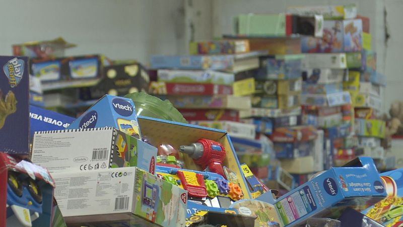 Toys for Tots of Southern Kentucky