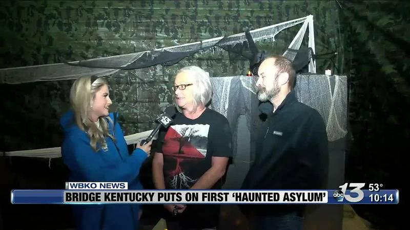 Bridge Kentucky Puts on First 'Haunted Asylum'