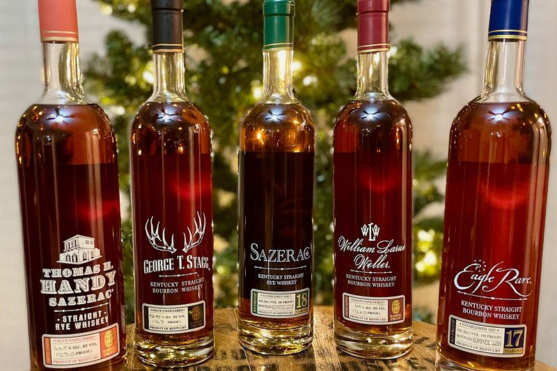 """Habitat for Humanity holds first """"Bourbon Raffle"""" to raise funds for projects."""