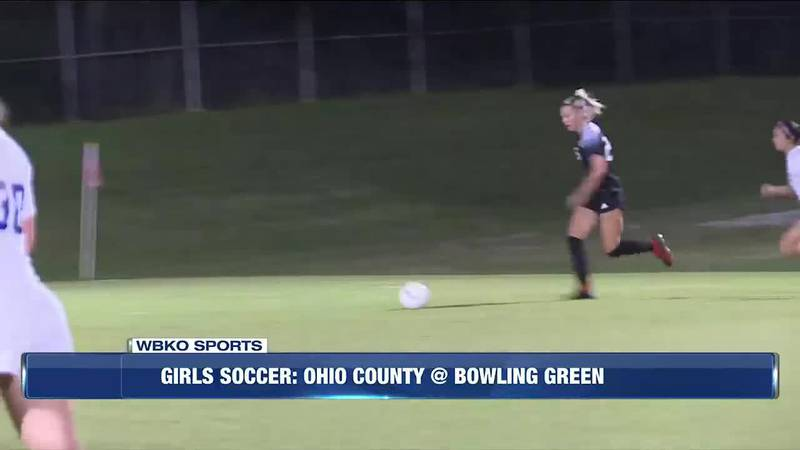 Bowling Green girls survive shootout with Ohio County