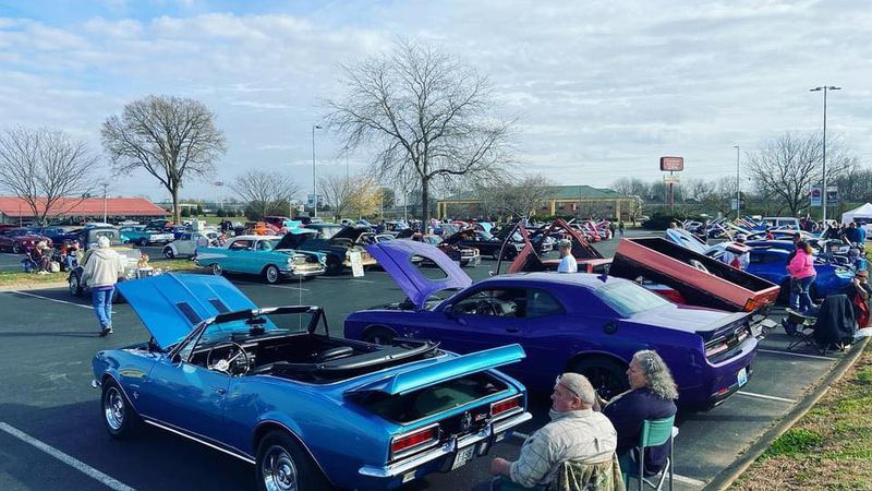 A car show coming up March 27 at National Corvette Museum supports DSSKY and the Buddy House.