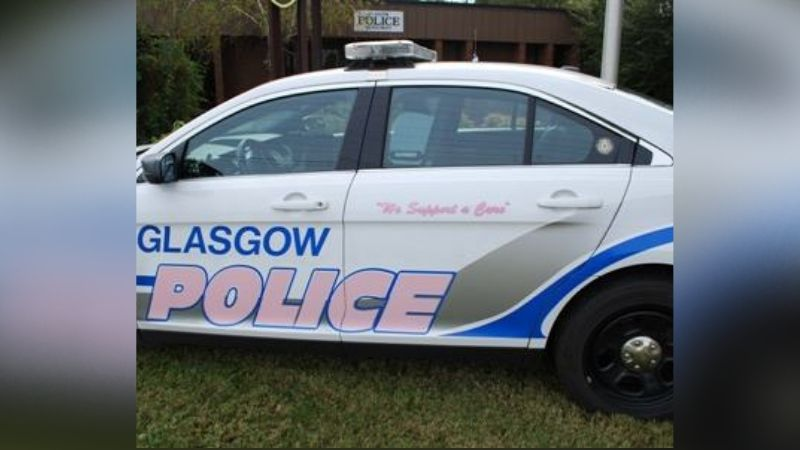 Glasgow police department vehicle / Source: City of Glasgow