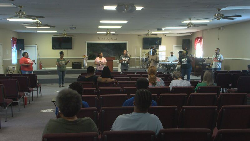 Pre-Juneteenth event at Powerhouse Ministries