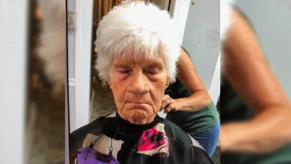 A Golden Alert has been issued for Dorothy Fredericks.