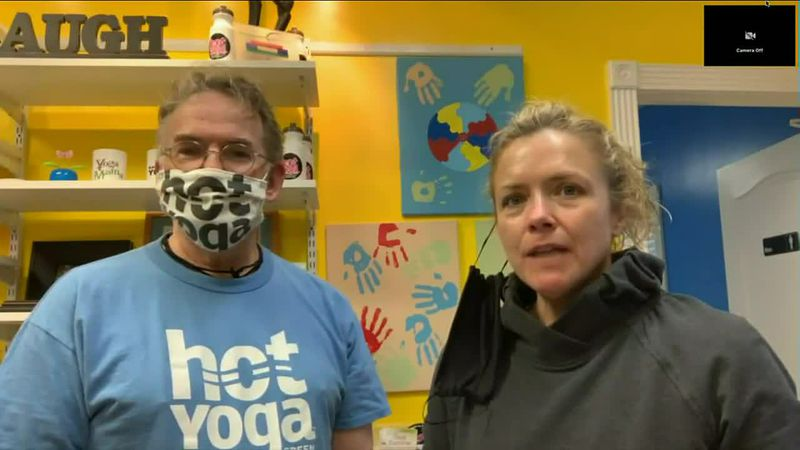Yoga instructor Andrea Forsythe is taking over the reins from longtime owners Tony and Anice...