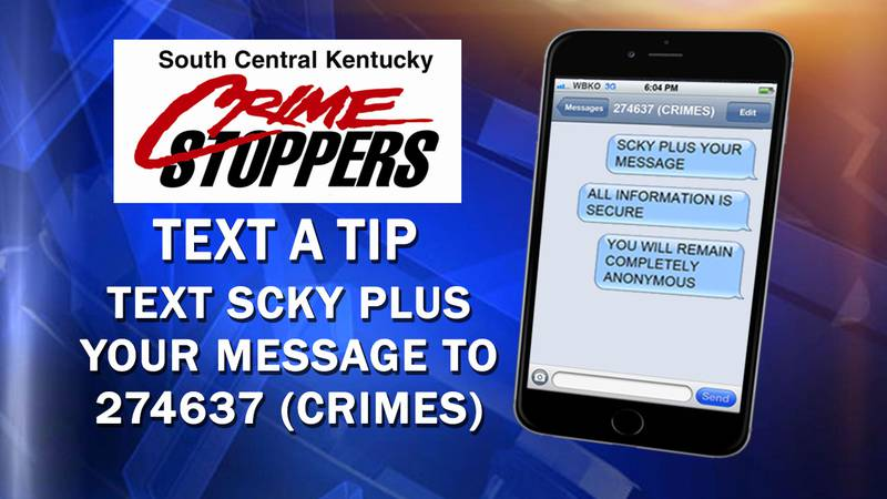 South Central Kentucky Crime Stoppers: Crime of the Week