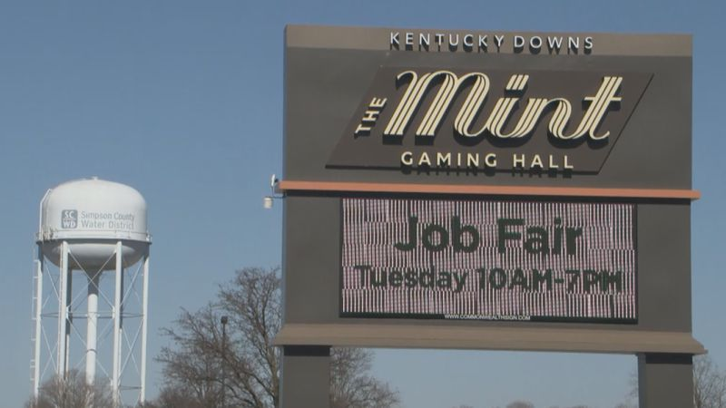 Jobs open at The Mint Gaming Hall as facility expands.
