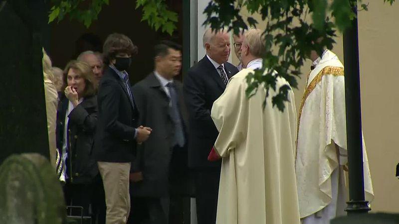 US Catholic bishops have advanced a communion document that sets up potential rebuke of Biden....