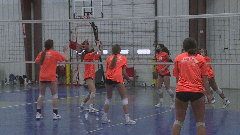 SKEVA hosting player-led clinics to fundraise for Junior Olympic National Volleyball Tournament.