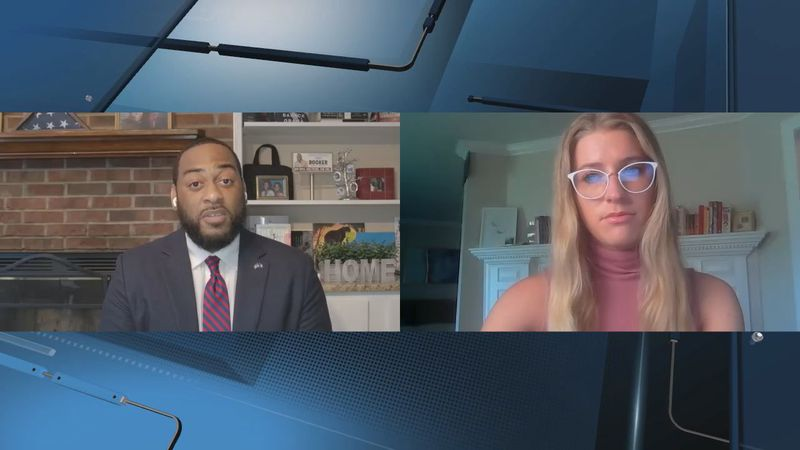 Charles Booker full interview with WBKO News