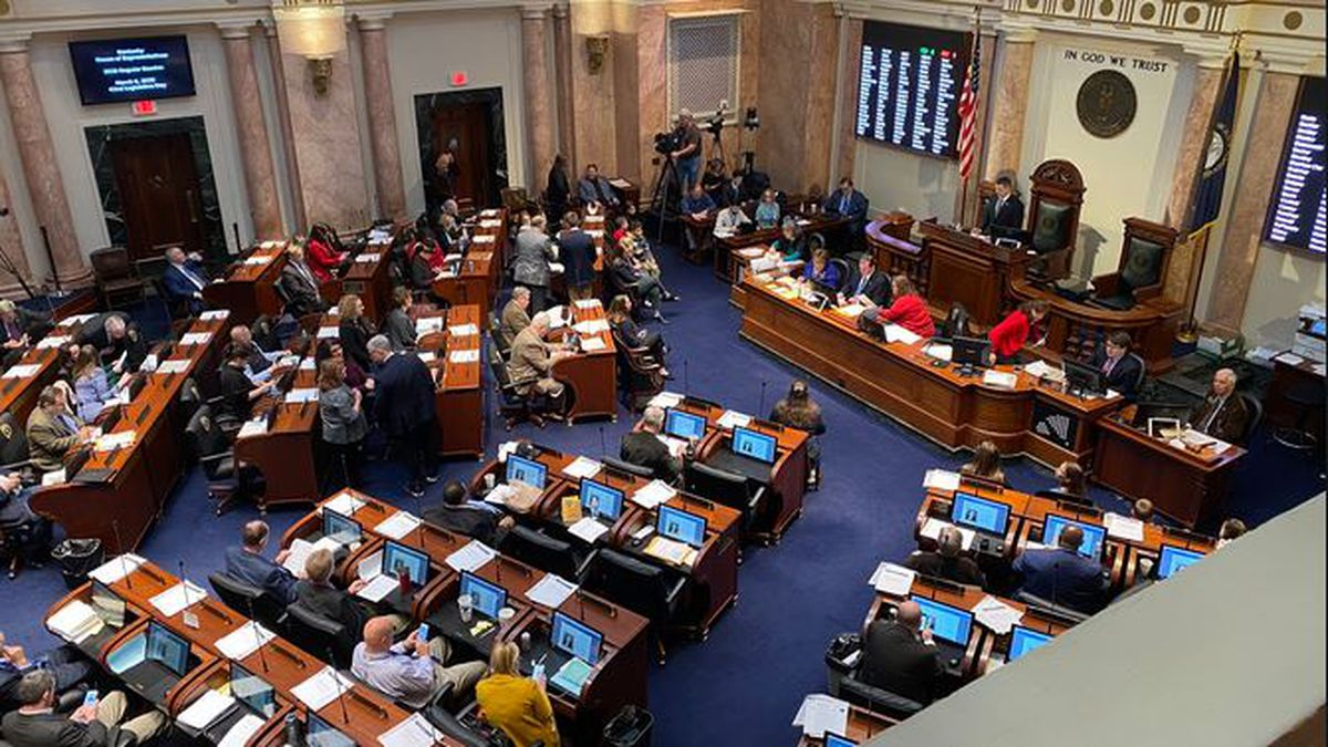 The Kentucky House has passed the state's $23 billion spending plan.