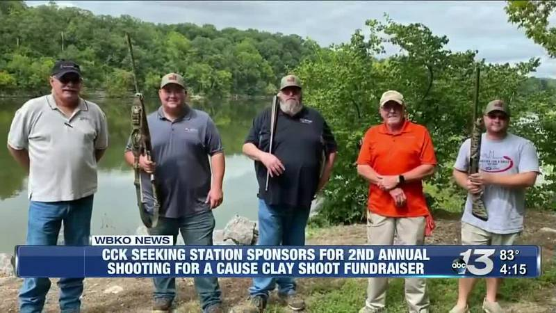 CCK Seeking Station Sponsors for 2nd Annual Shooting for A Cause Clay Shoot Fundraiser @ 4