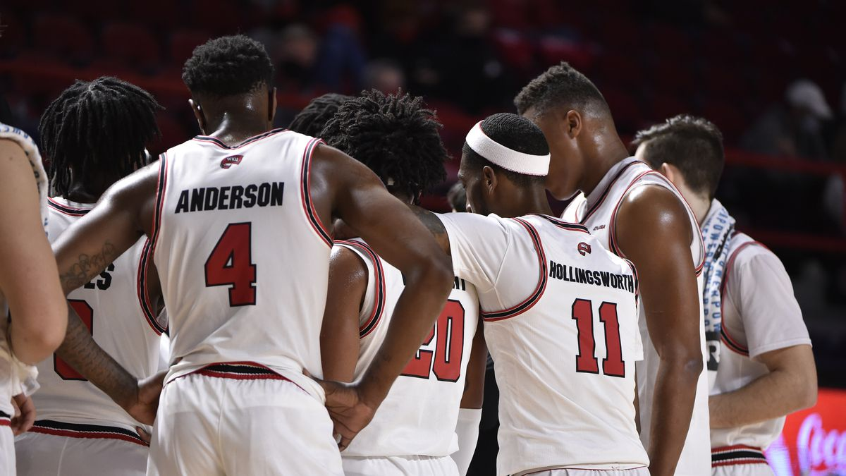 Rhode Island Rams at WKU Hilltoppers, on December 13, 2020 at E.A. Diddle Arena in Bowling...