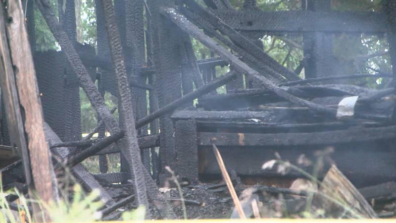 Warren County arson investigation