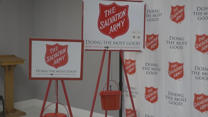 This holiday season the Salvation Army is finding creative ways to stay safe and help others.