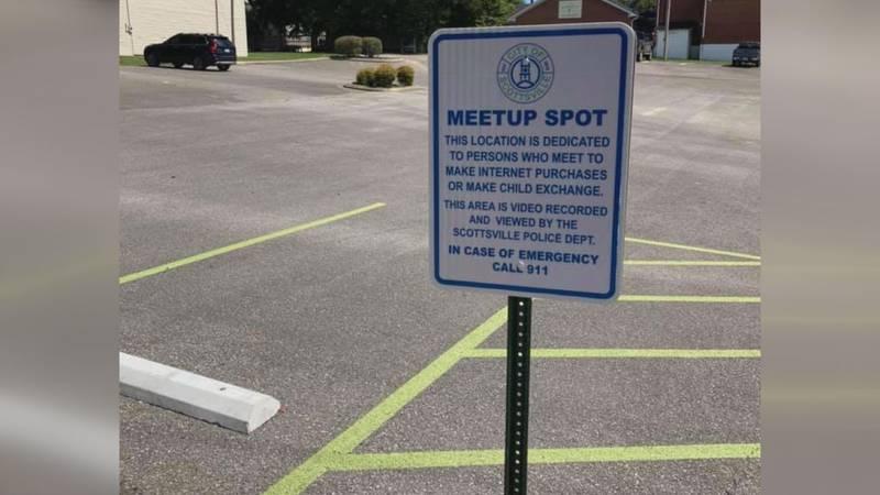 Meetup spot