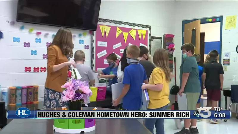 Hometown Hero: Summer Rich