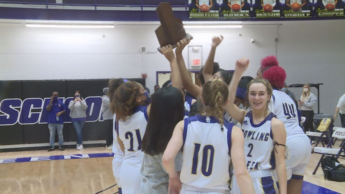 Bowling Green defeated Greenwood 50-45 to claim their third-straight 14th District Championship.