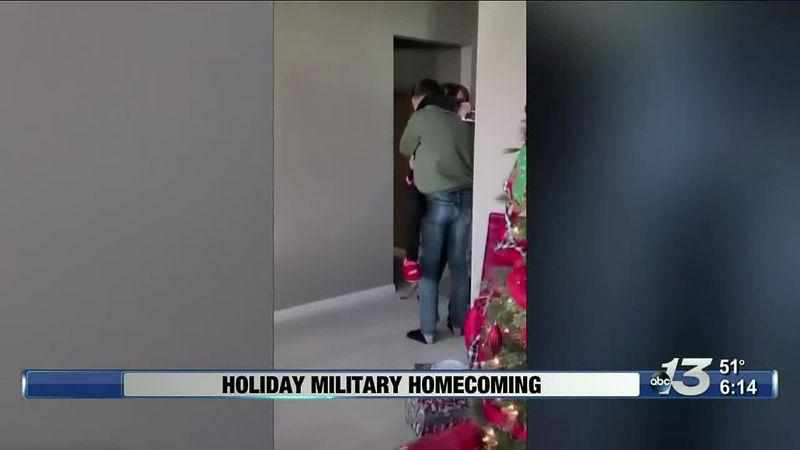 Good News: Holiday Military Homecoming