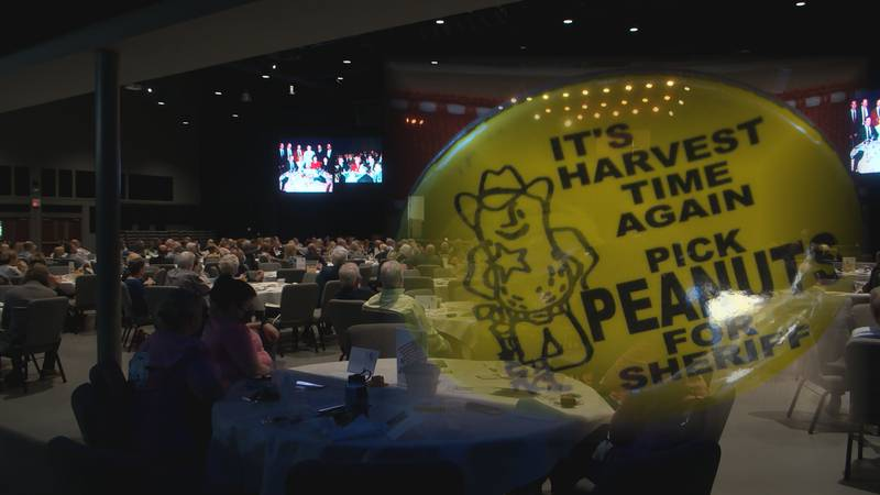 Banquet honors former Sheriff Peanuts Gaines, raises money for Boys & Girls Ranch