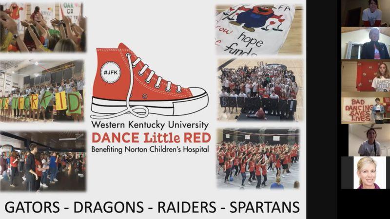 Dance Little Red