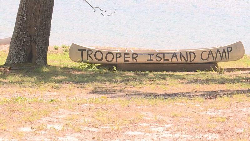 Trooper Island